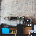 Obiecte de mobilier din stilul industrial
