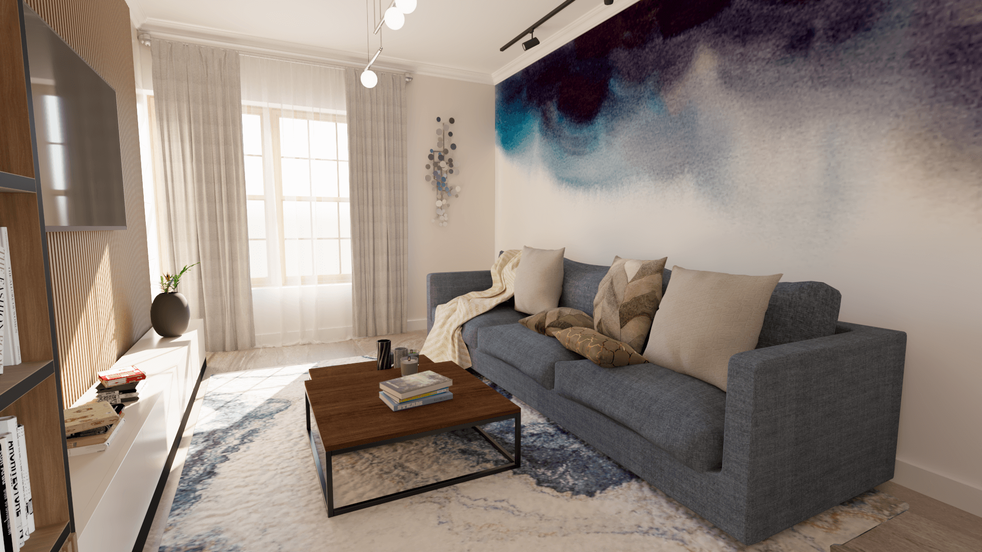 Sufragerie eleganta